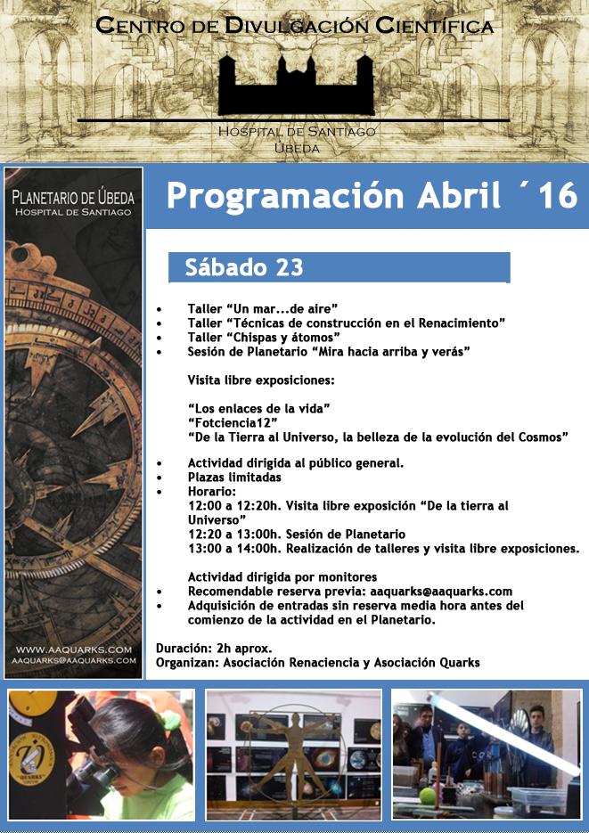ProgramacionAbril 16